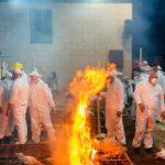 The Burning Ovens- Samaritan festivals